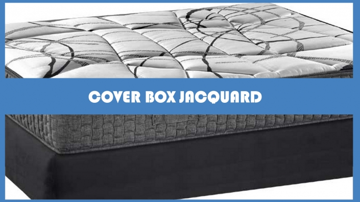 COVER Materasso JACQUARD